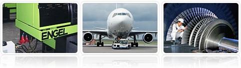 hydrauliczne lotnicze energetyczne